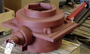 DSM- Rotary Table