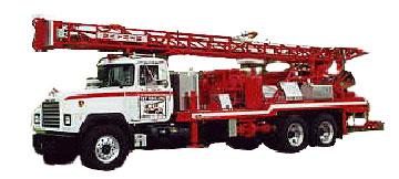 DSM-Mayhew 1400 Drilling Rig